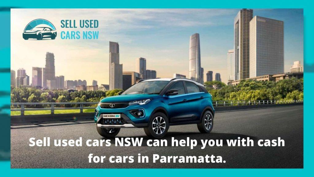 cash 4 cars in Parramatta