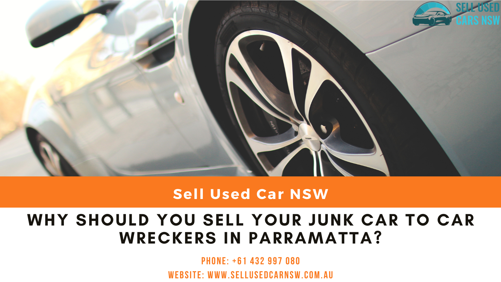 Why Should You Sell Your Junk Car To Car Wreckers in Parramatta?