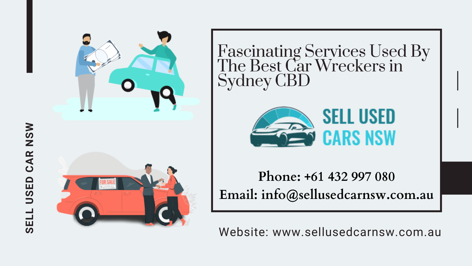 Fascinating Services Used By The Best Car Wreckers in Sydney CBD